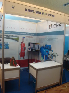 EXHIBITOR to the 34th Philippine Association of Water Districts