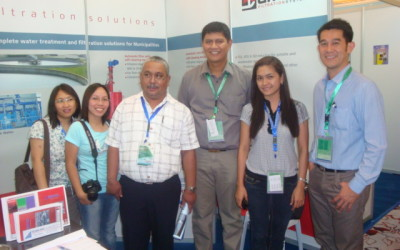 EXHIBITOR to the 33rd Philippine Association of Water Districts