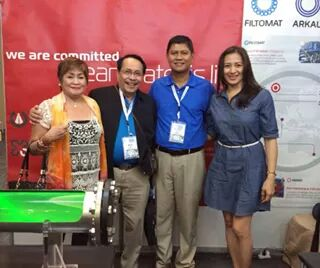 EXHIBITOR to the 35th Philippine Association of Water Districts