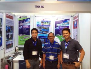GM Teddy and BOD Member Agripino Virata Silang Cavite