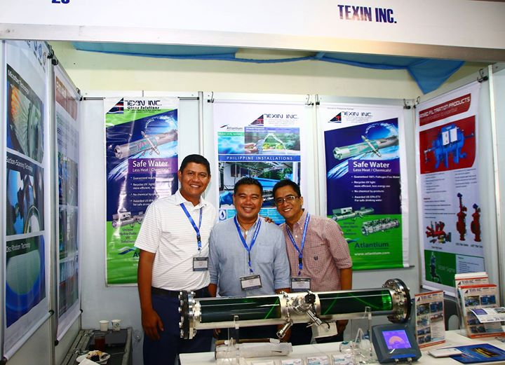 Exhibitor to the 36th Philippine Association of Water Districts