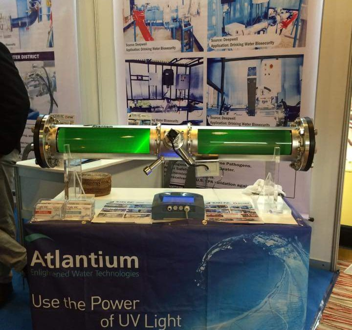 Exhibitor at the 10th WEAP Annual National Convention