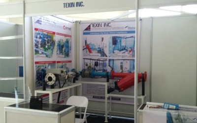 Exhibitor at the 1st Cavite Association of Water District (CAWD)
