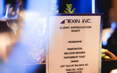 TEXIN INC. Client Appreciation Night